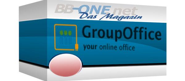 GroupOffice : das ganze Büro aus der Cloud. Gehostet in Berlin.