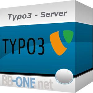 Typo3-Server