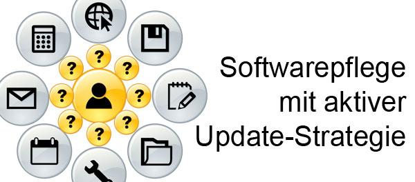 Aktive Softwarepflege ist Risikomanagement