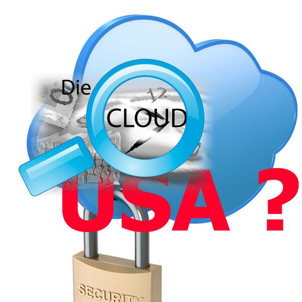 Cloud-Services aus den USA?