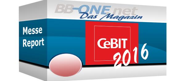 CeBIT 2016 Messereport