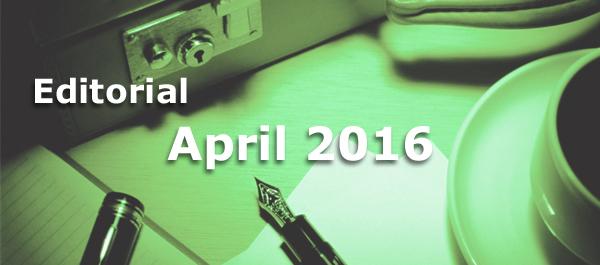 Editorial des BB-ONE.net Internet Magazins April 2016