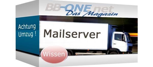Wissenswertes über Maildienste-Umzug