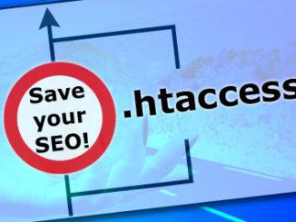mit .htaccess-Datei alte auf neue URLs umleiten