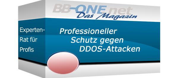 Von Profis empfohlene Maßnahmen gegen DDOS