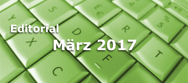 Editorial Internet Business Magazin März 2017