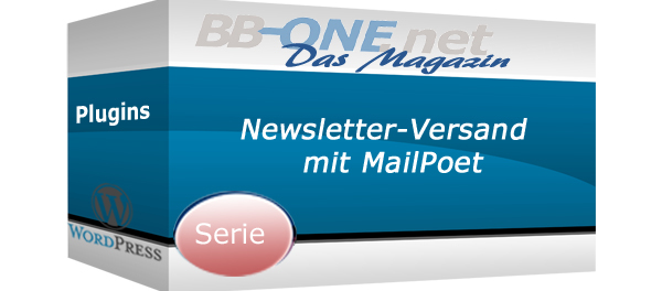 Newsletter Services mit MailPoet