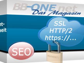 HTTP/2 setzt HTTPS voraus