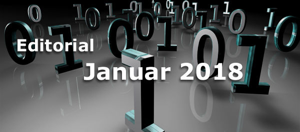 Editorial Internet Business Magazin Januar 2018
