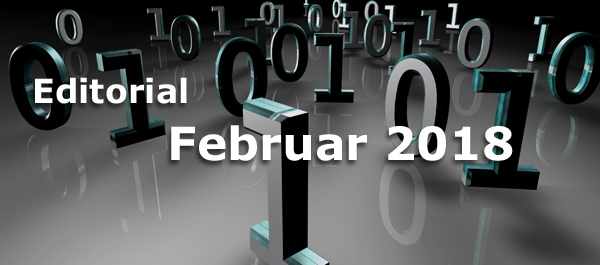 Editorial Internet Business Magazin Februar 2018