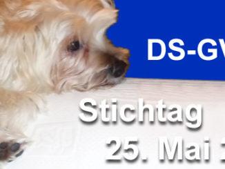DS-GVO Stichtag - Panikmache oder Entspannung?