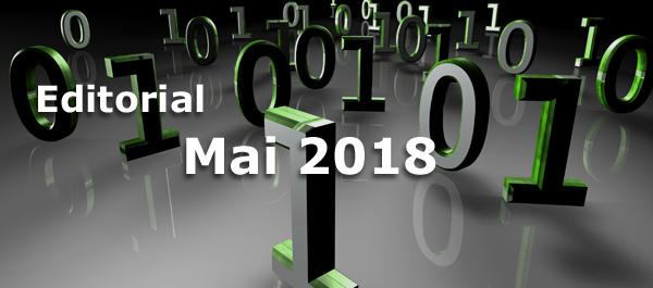 Editorial Internet Business Magazin Mai 2018