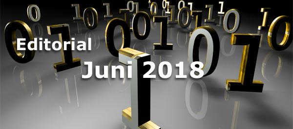 Editorial Internet Business Magazin Juni 2018
