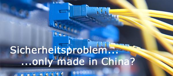 Huawei Router und Switche