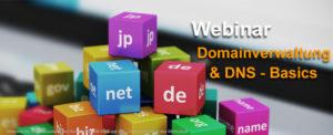 Domain-Verwaltung und DNS - ein Webinar des eBusiness Lotsen Berlin