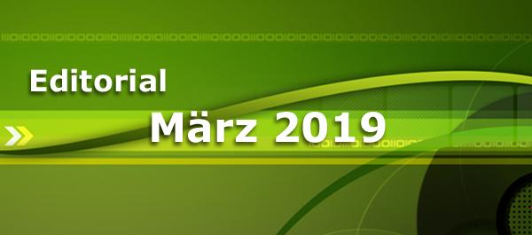 Editorial März 2019 - 30 Jahre World Wide Web - interessante Webinare des eBusiness Lotsen Berlin