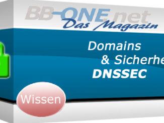 DNSSEC ein Service für sicheren Domainbetrieb
