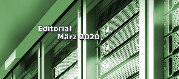 Editorial-Internet Magazin März 2020