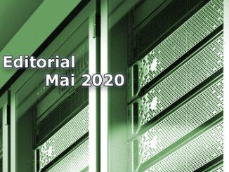 Editorial Internet Magazin Mai 2020 - digitale Souveränität, Handlungsoptionen und Entscheidungsfreiheit