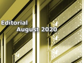 Editorial Internet Magazin August 2020 - privat Datencloud, Zertifikate und Siegel