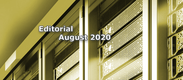 Editorial Internet Magazin August 2020 - privat Datencloud, Zertifikate und Siegel