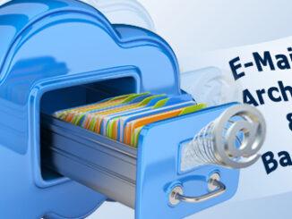 Mail-Archiv und Backup für mehr E-Mailsicherheit