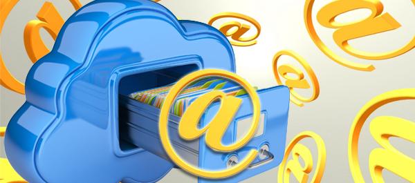 E-Mailsicherung