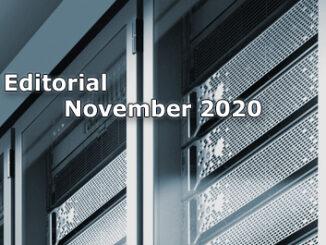Editorial Internet Magazin im Oktober 2020: Cloudlösungen DropIn für sichere private Cloud und Meeting.BBO für Videokonferenzen und Web-Conferencing