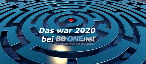 Die Themenübersicht 2020 des BB-ONE.net Kundenmagazins
