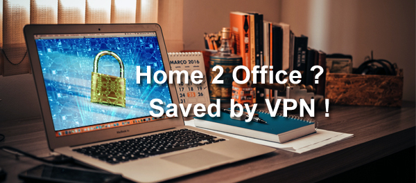 VPN für sicheres HomeOffice