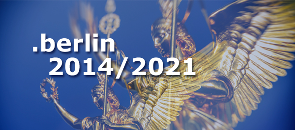 2021 - 7 Jahre .berlin-Domains