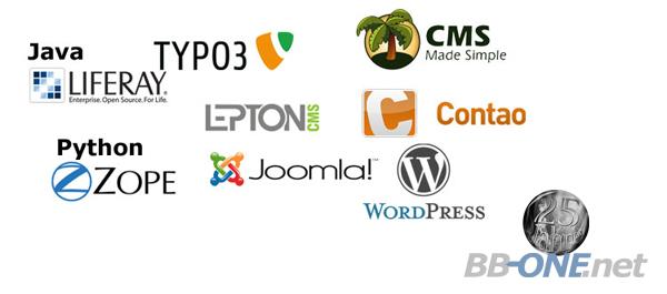 CMS-Geschichte - 25 Jahre Content Managment mit System