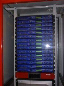 Cobalt Server im Rack - die Anfänge des Individualhosting